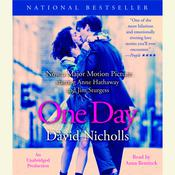 One Day Audiobook, by David Nicholls