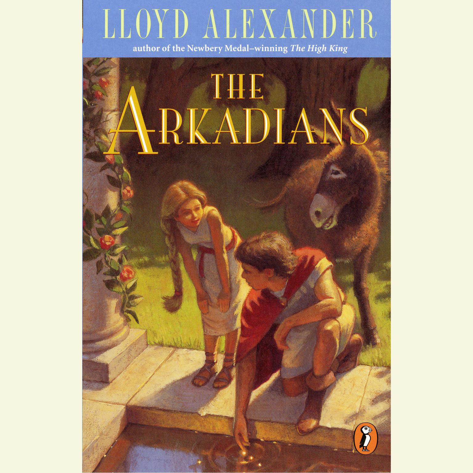 Printable The Arkadians Audiobook Cover Art