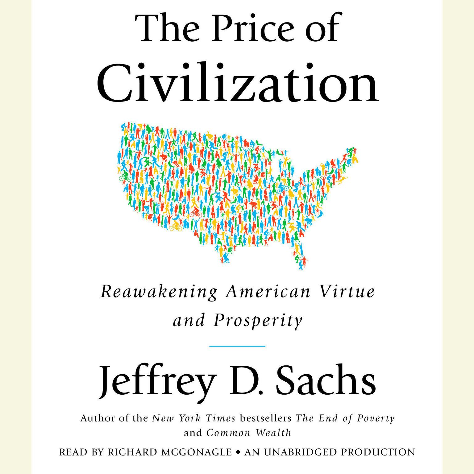 Printable The Price of Civilization: Reawakening American Virtue and Prosperity Audiobook Cover Art