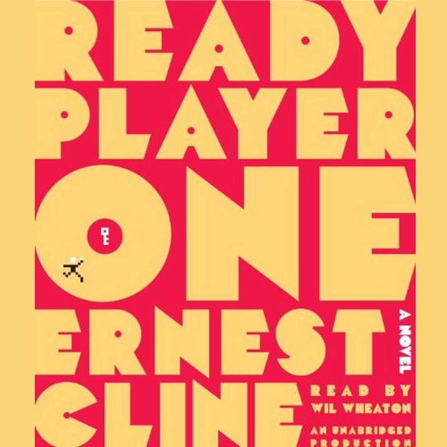 Printable Ready Player One Audiobook Cover Art