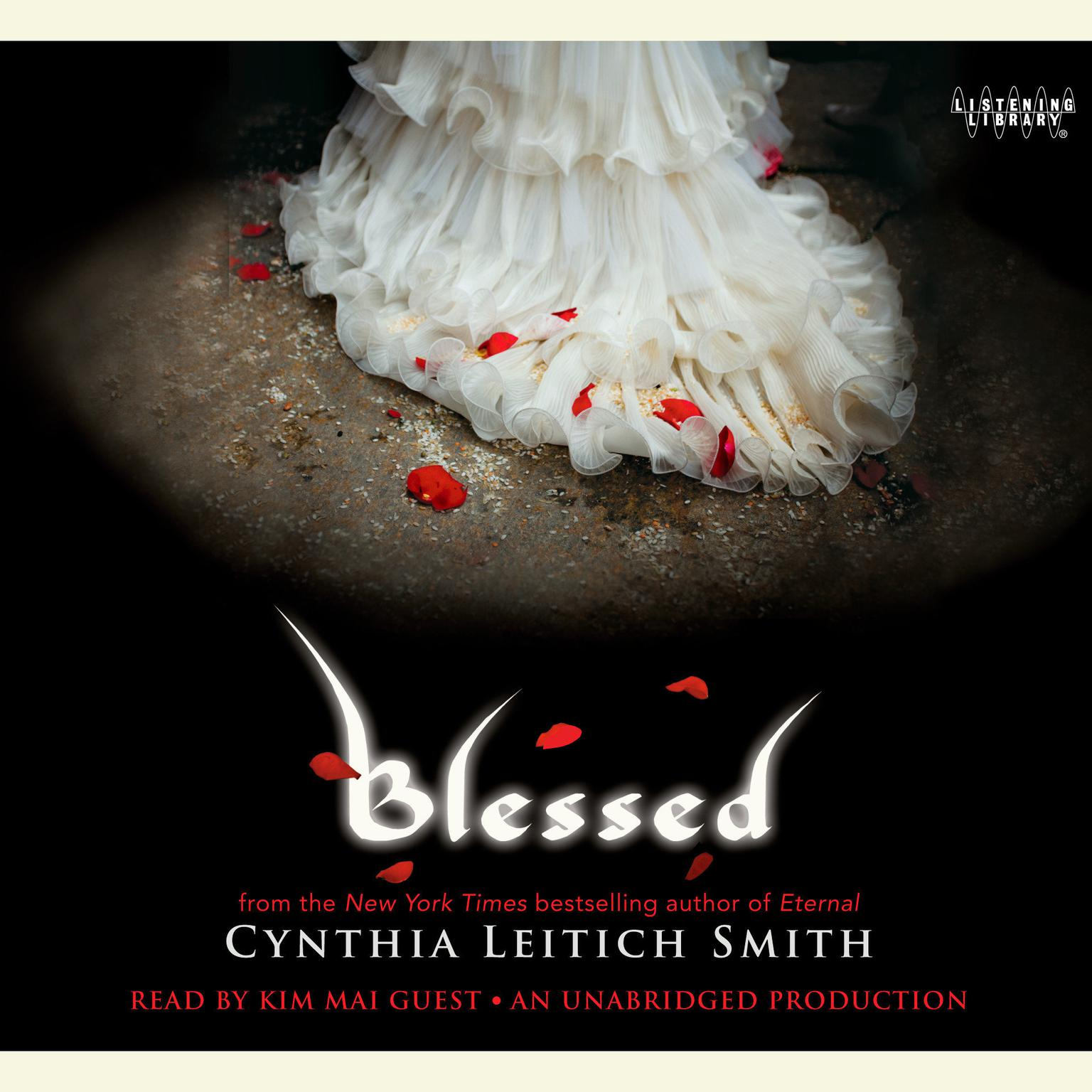 Printable Blessed Audiobook Cover Art