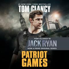 Patriot Games Audiobook, by