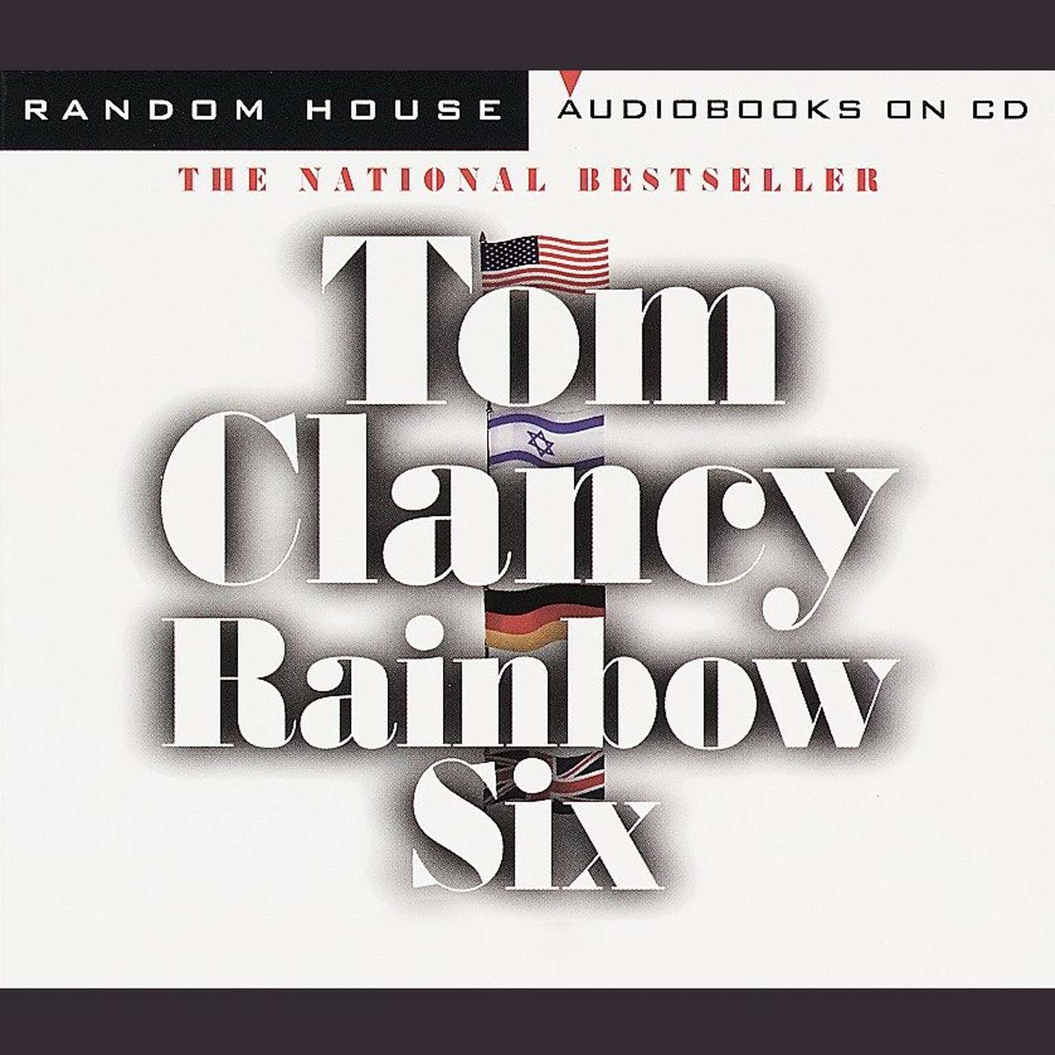 Printable Rainbow Six Audiobook Cover Art