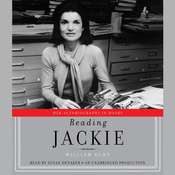 Reading Jackie: Her Autobiography in Books Audiobook, by William Kuhn