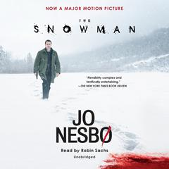 The Snowman: A Harry Hole Novel Audiobook, by Jo Nesbo, Jo Nesbø, Jo Nesbo