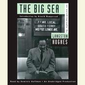 The Big Sea: An Autobiography Audiobook, by Langston Hughes, Arnold Rampersad