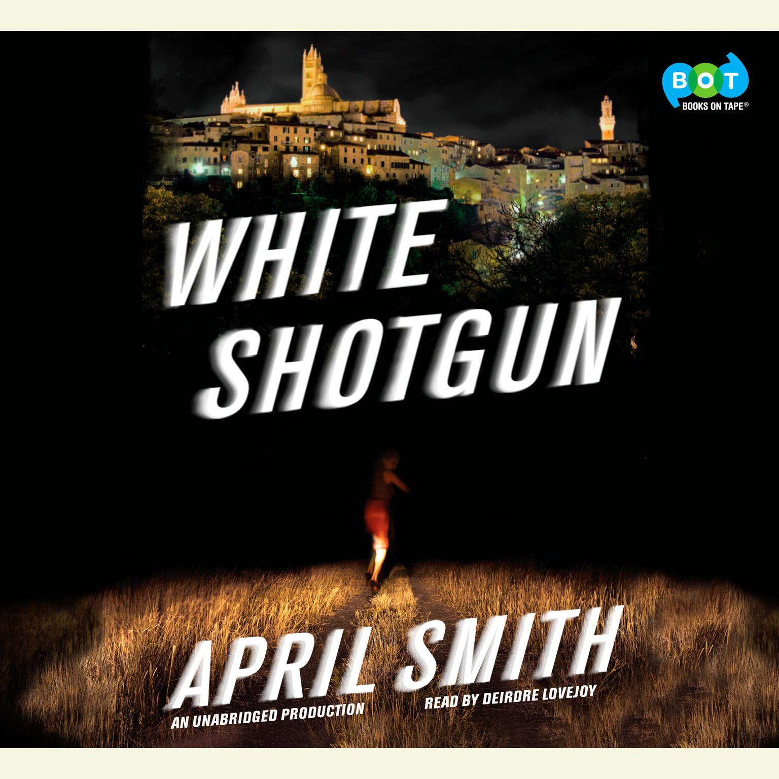 Printable White Shotgun: An FBI Special Agent Ana Grey Novel Audiobook Cover Art