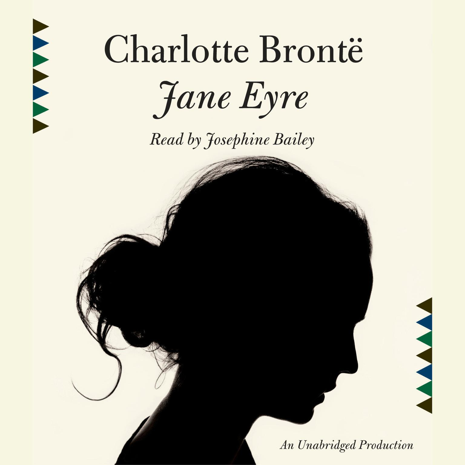 Printable Jane Eyre Audiobook Cover Art