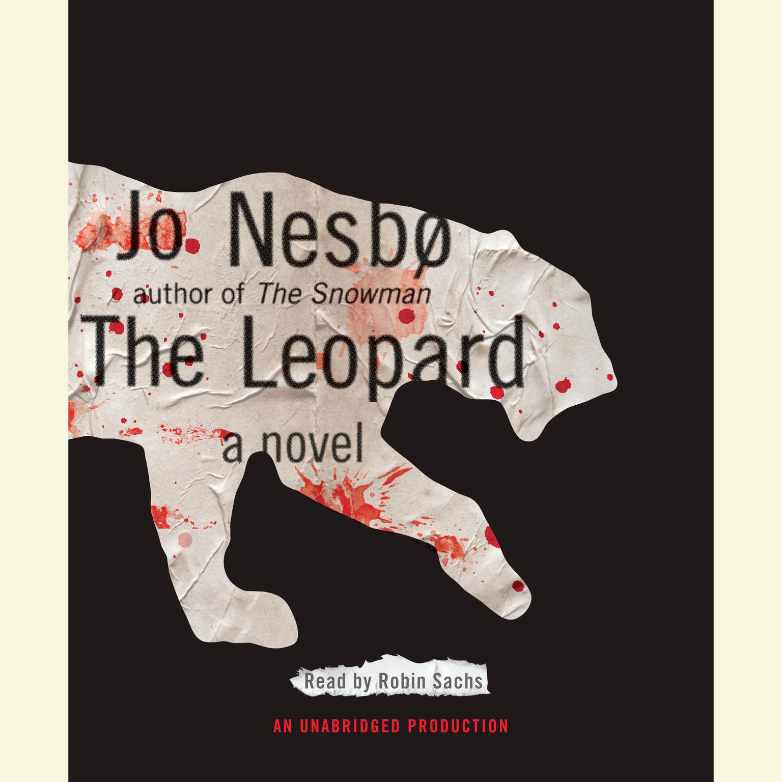 Printable The Leopard: A Harry Hole Novel Audiobook Cover Art
