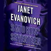 Smokin Seventeen: A Stephanie Plum Novel Audiobook, by Janet Evanovich