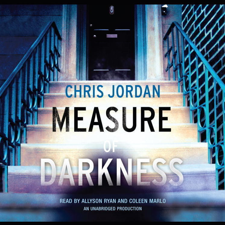 Printable Measure of Darkness Audiobook Cover Art