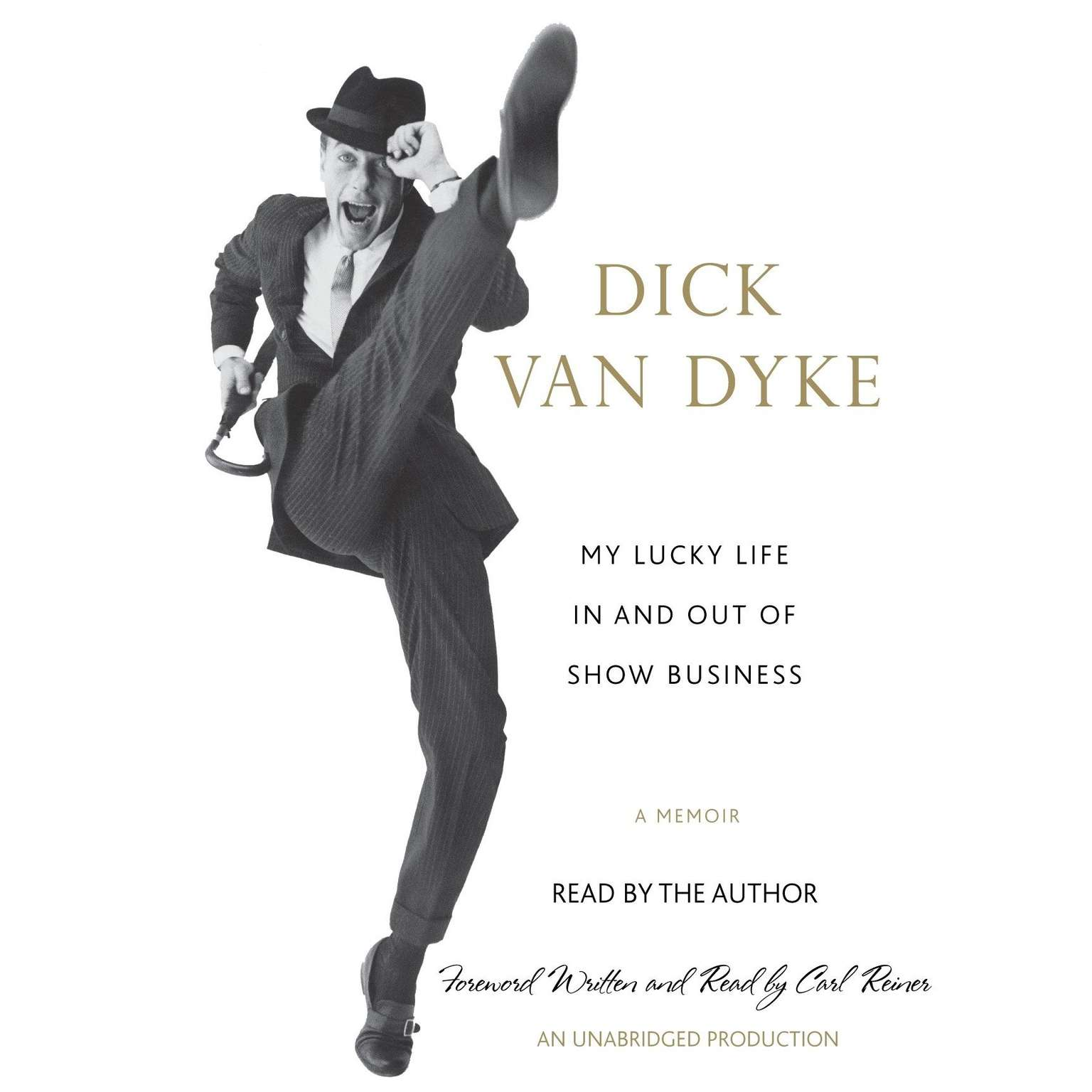 Printable My Lucky Life In and Out of Show Business: A Memoir Audiobook Cover Art