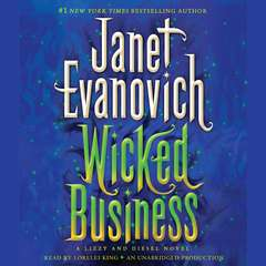 Wicked Business: A Lizzy and Diesel Novel Audiobook, by Janet Evanovich