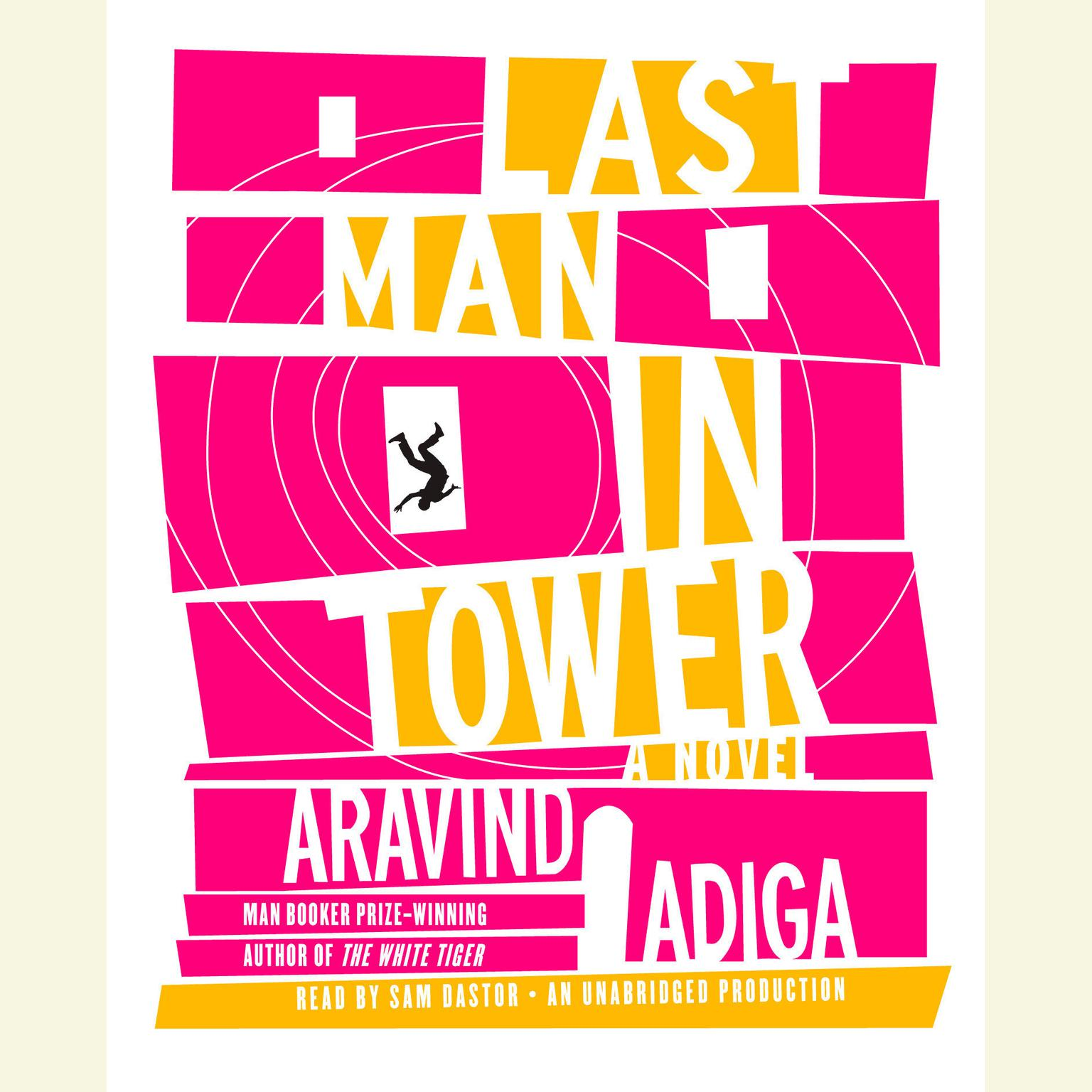 Printable Last Man in Tower Audiobook Cover Art
