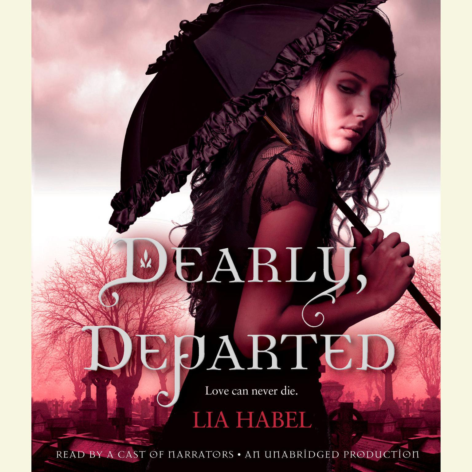 Printable Dearly, Departed Audiobook Cover Art