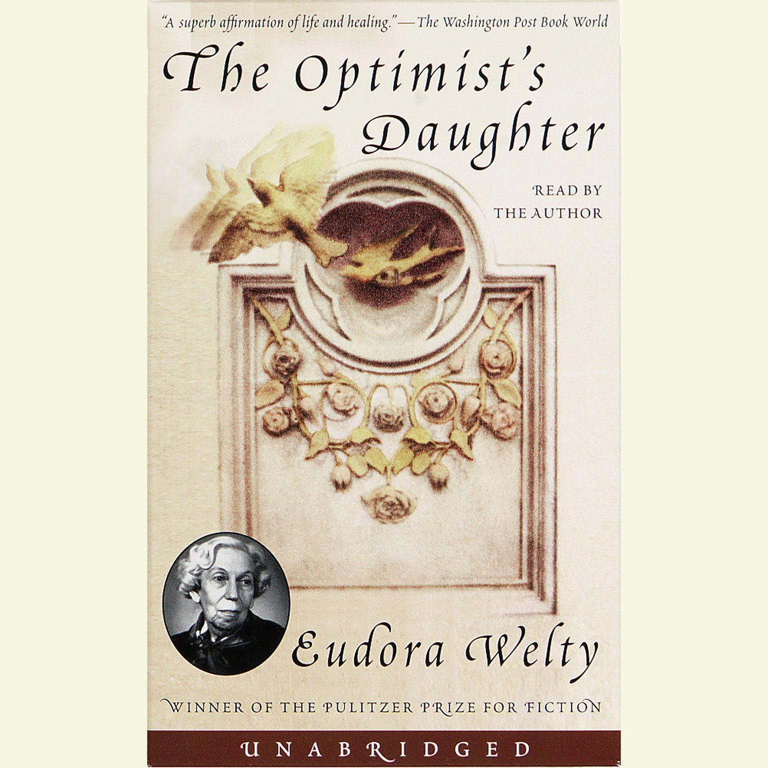 Printable The Optimist's Daughter Audiobook Cover Art