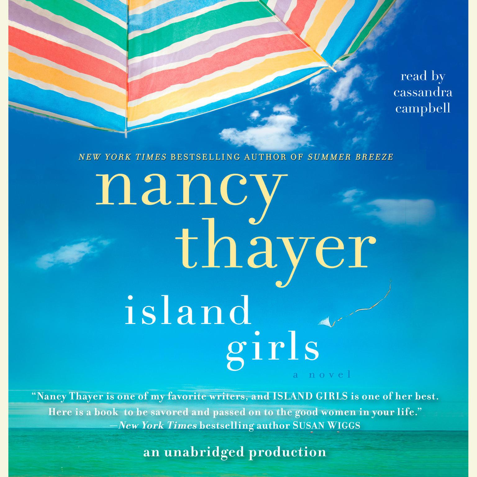 Printable Island Girls: A Novel Audiobook Cover Art