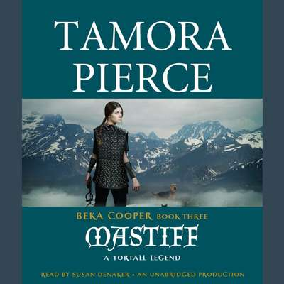 Mastiff: The Legend of Beka Cooper #3 Audiobook, by Tamora Pierce