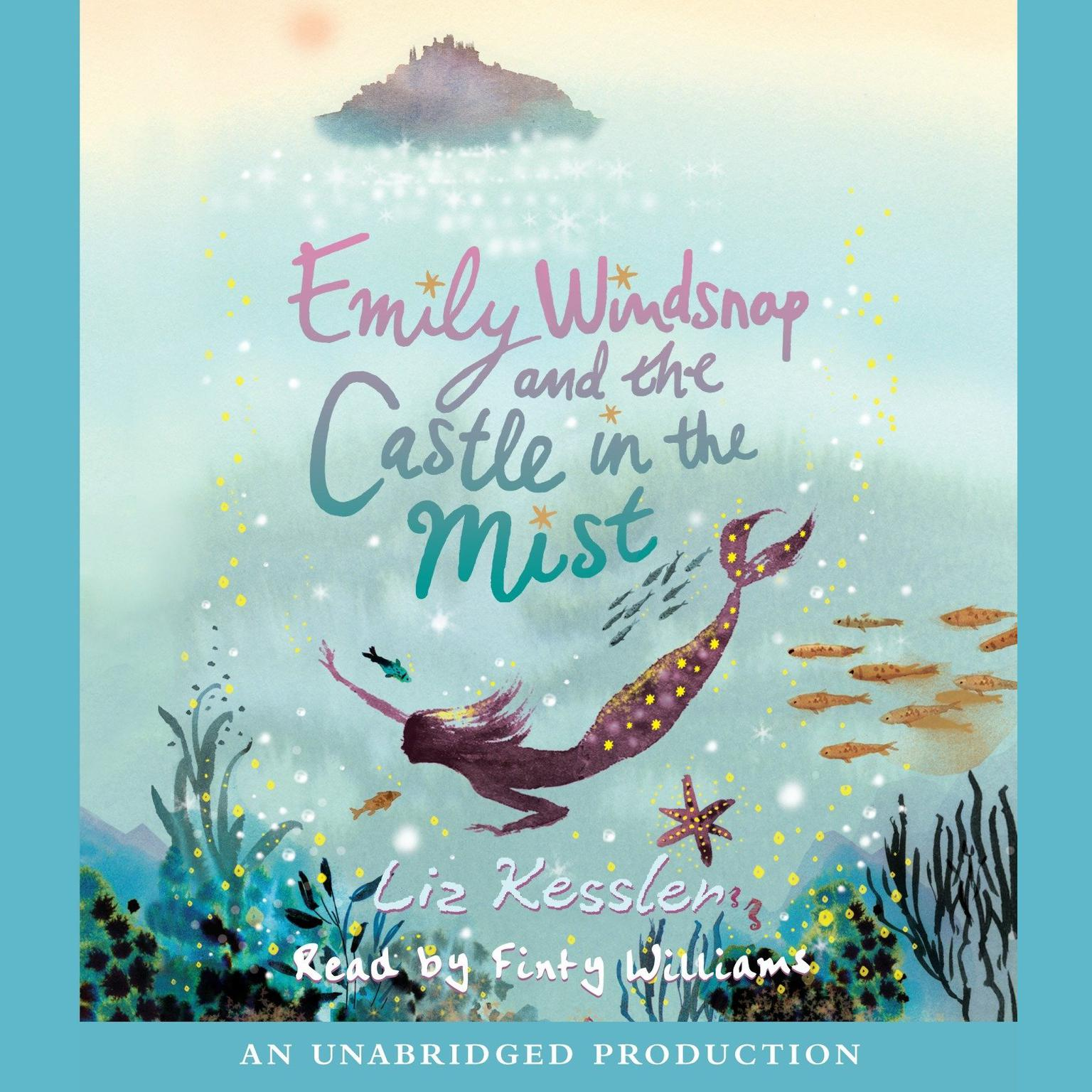 Printable Emily Windsnap and the Castle in the Mist Audiobook Cover Art