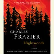 Nightwoods: A Novel Audiobook, by Charles Frazier