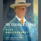 The Strangers Child, by Alan Hollinghurst