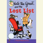 Nate the Great and the Lost List, by Marjorie Weinman Sharmat