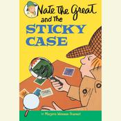 Nate the Great and the Sticky Case Audiobook, by Marjorie Weinman Sharmat