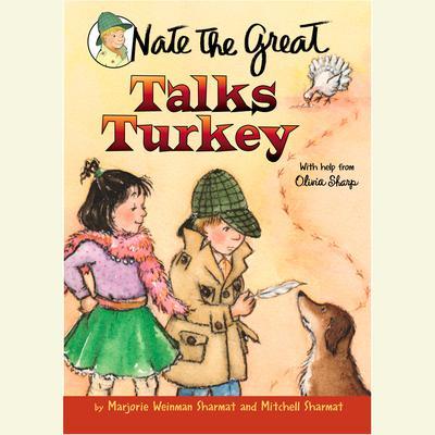 Nate the Great Talks Turkey Audiobook, by Marjorie Weinman Sharmat
