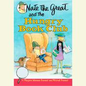 Nate the Great and the Hungry Book Club Audiobook, by Marjorie Weinman Sharmat, Mitchell Sharmat