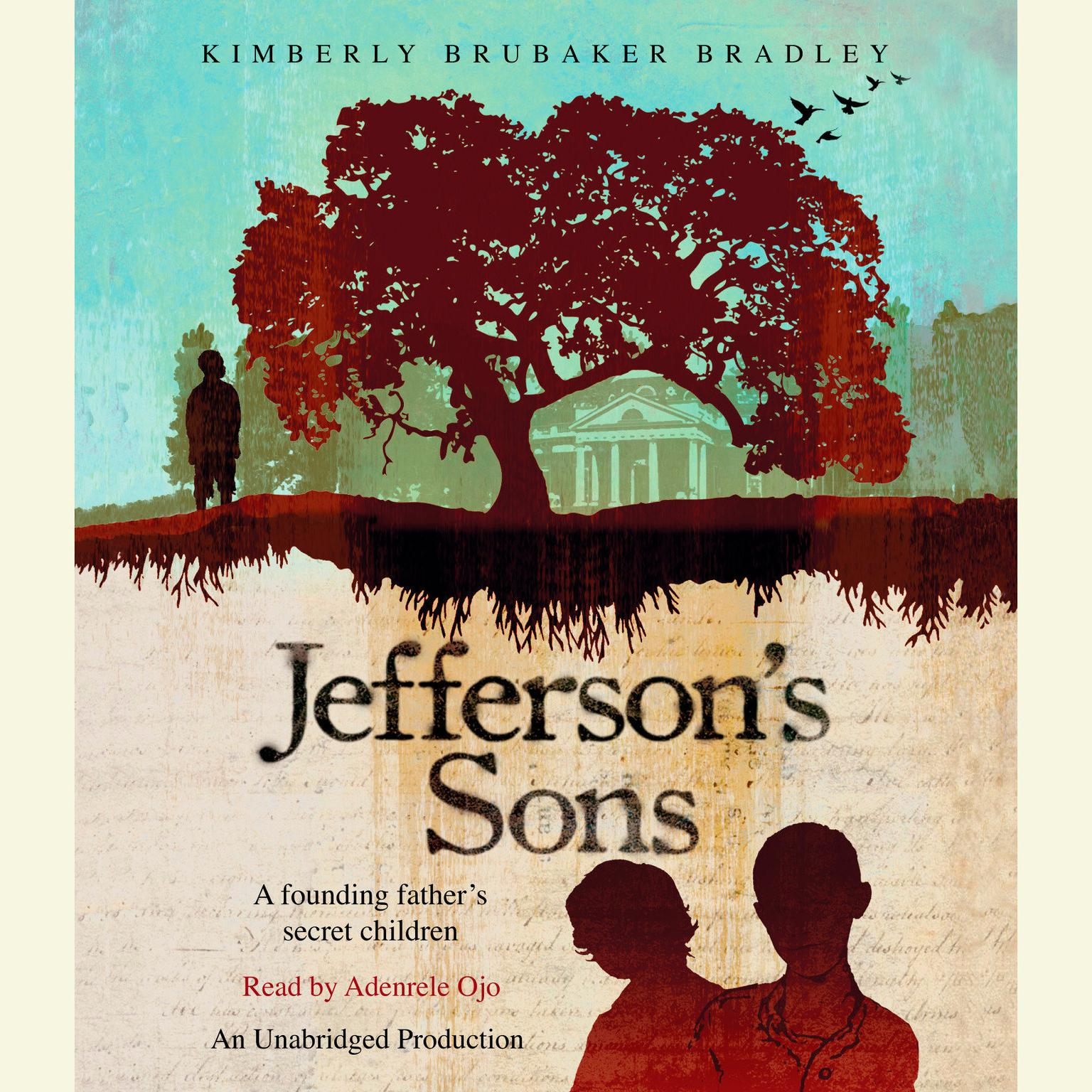 Printable Jefferson's Sons Audiobook Cover Art
