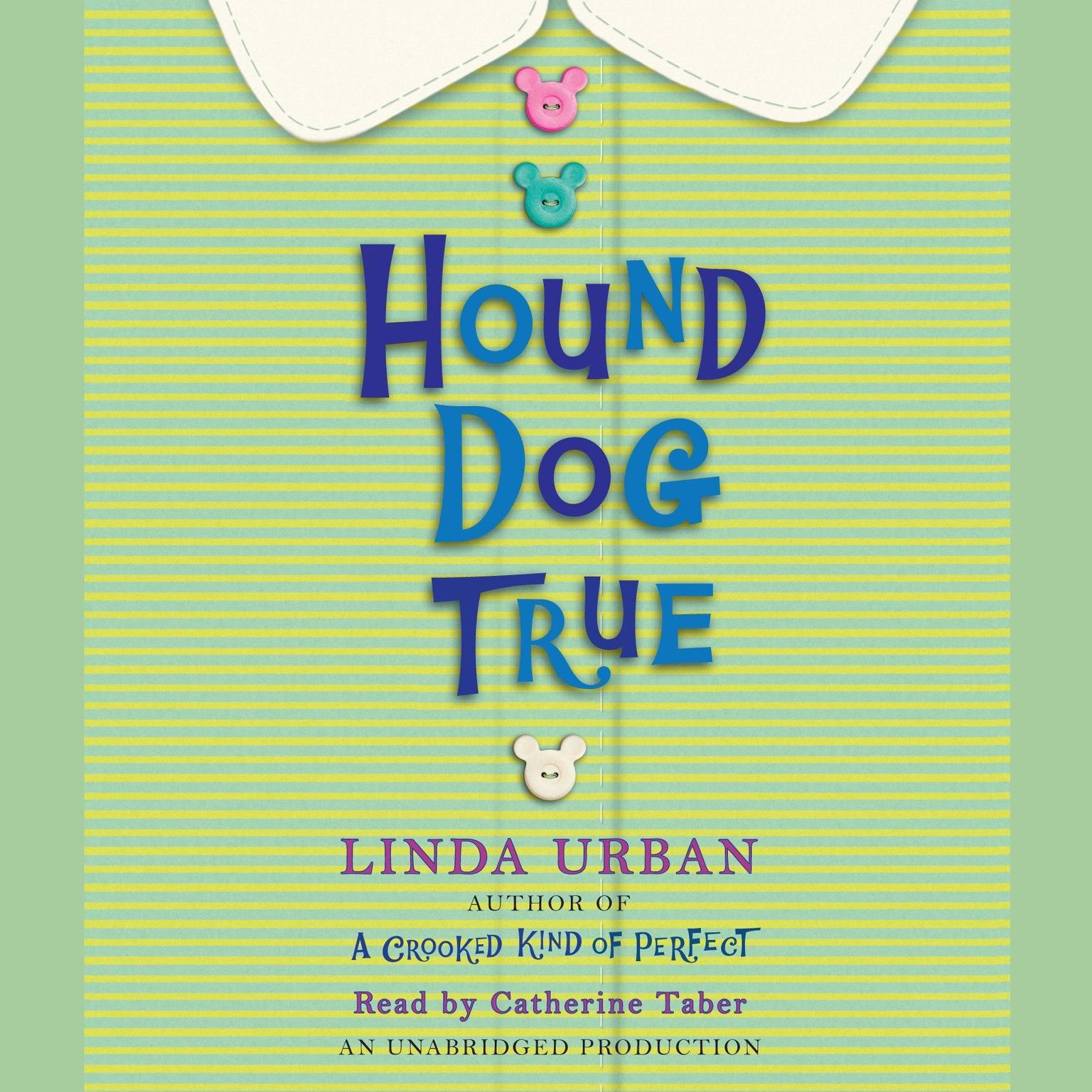 Printable Hound Dog True Audiobook Cover Art