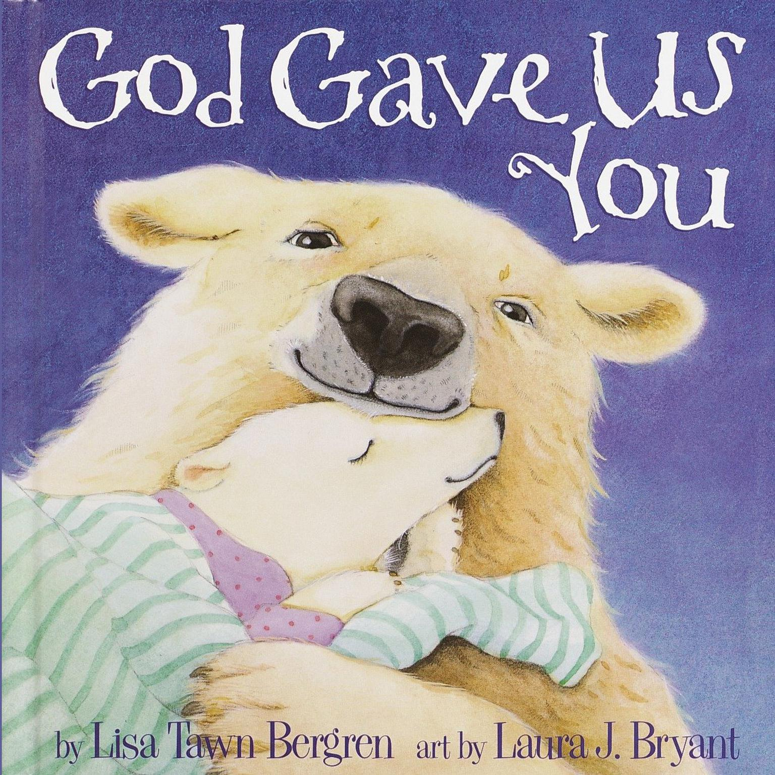 Printable God Gave Us You Audiobook Cover Art