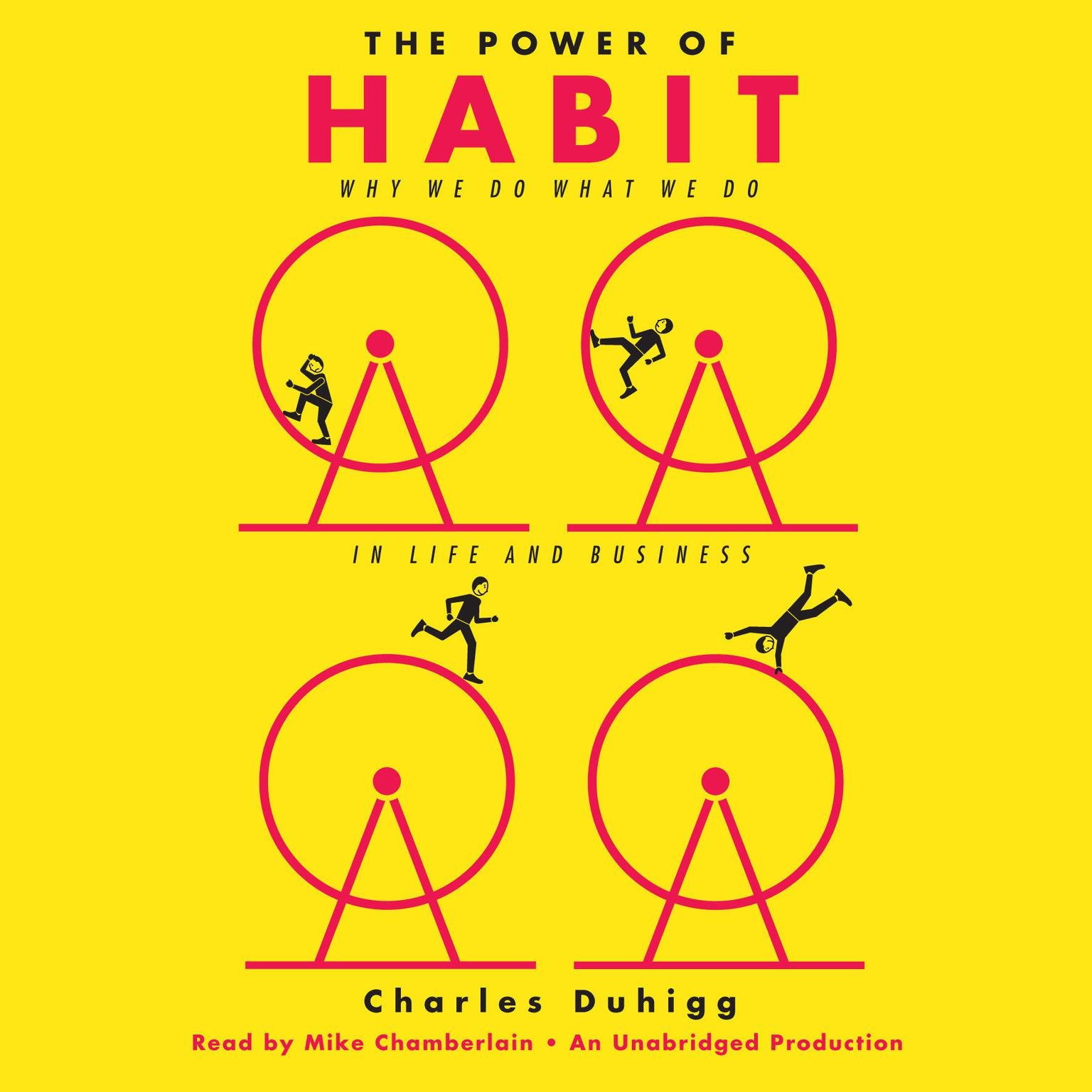 Printable The Power of Habit: Why We Do What We Do in Life and Business Audiobook Cover Art