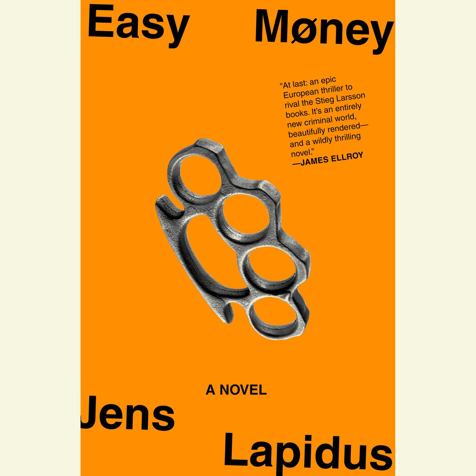Printable Easy Money: A Novel Audiobook Cover Art