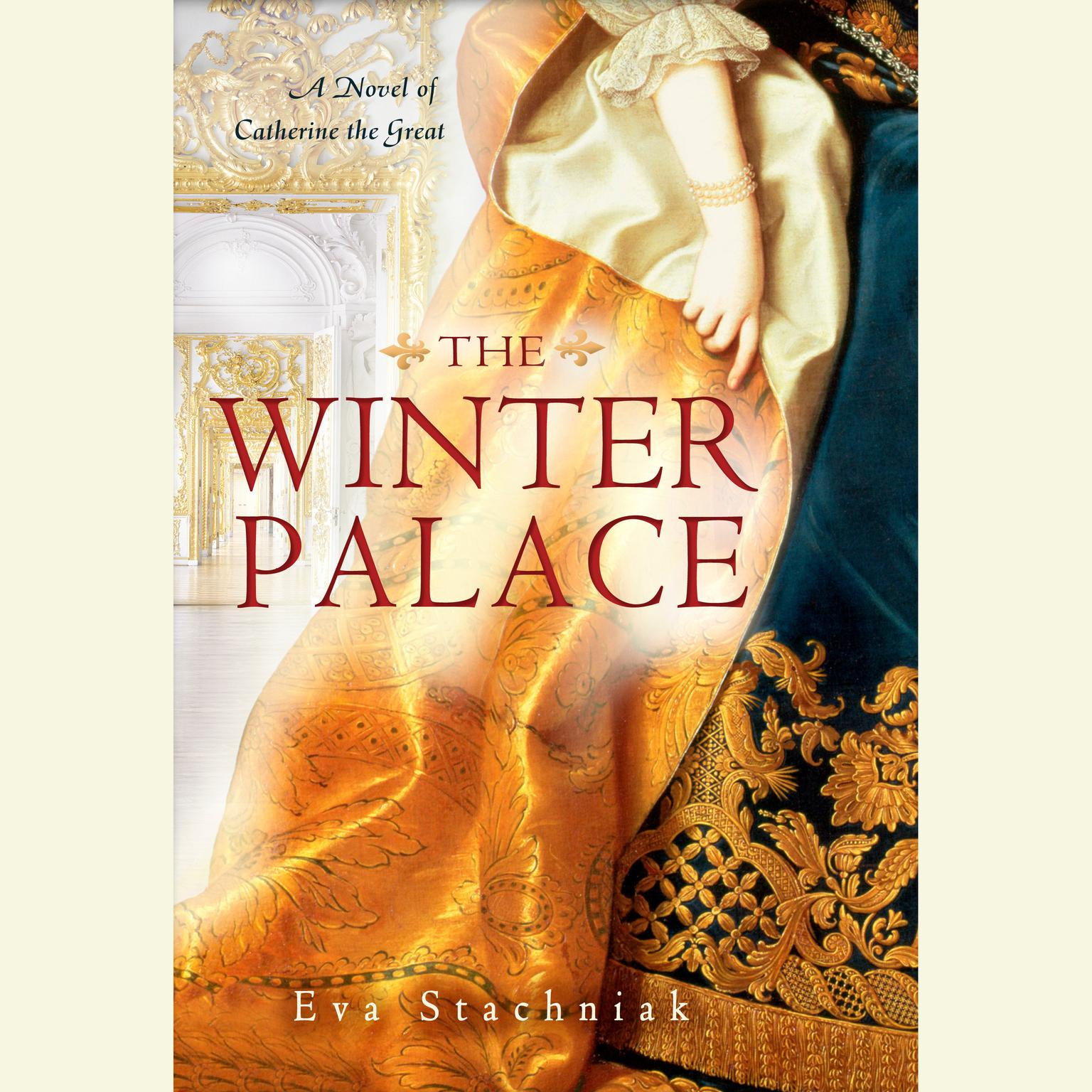 Printable The Winter Palace Audiobook Cover Art