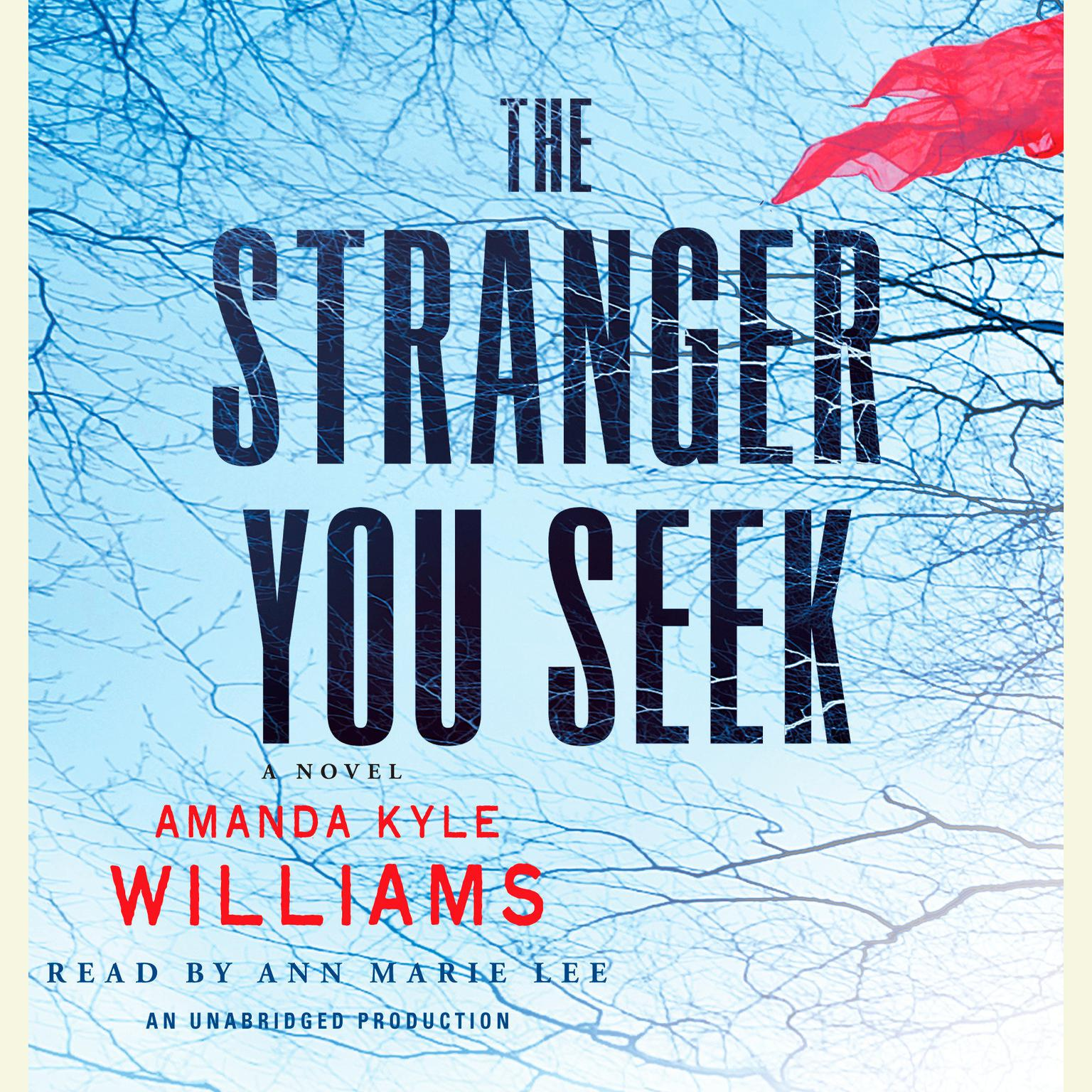 Printable The Stranger You Seek: A Novel Audiobook Cover Art