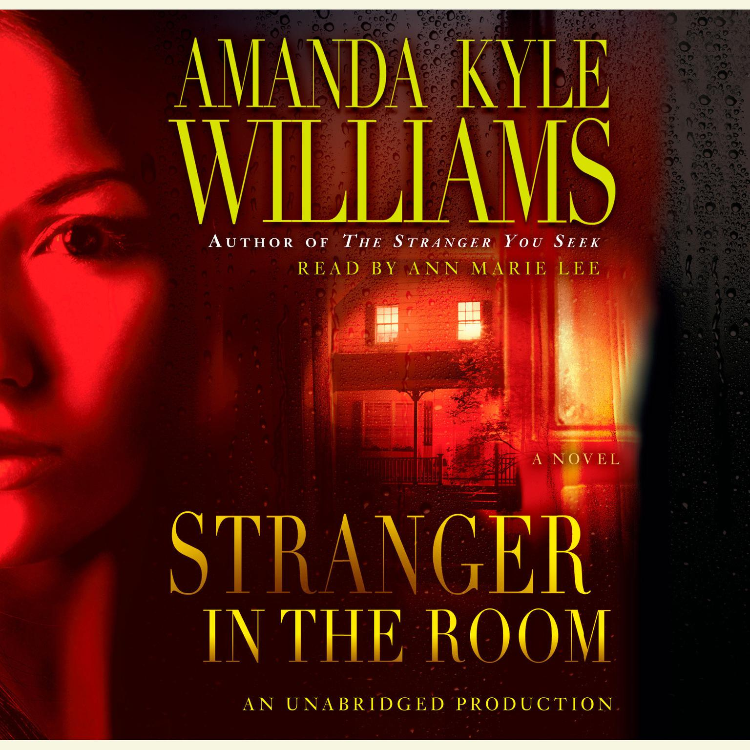 Printable Stranger in the Room Audiobook Cover Art
