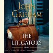 The Litigators: A Novel, by John Grisham
