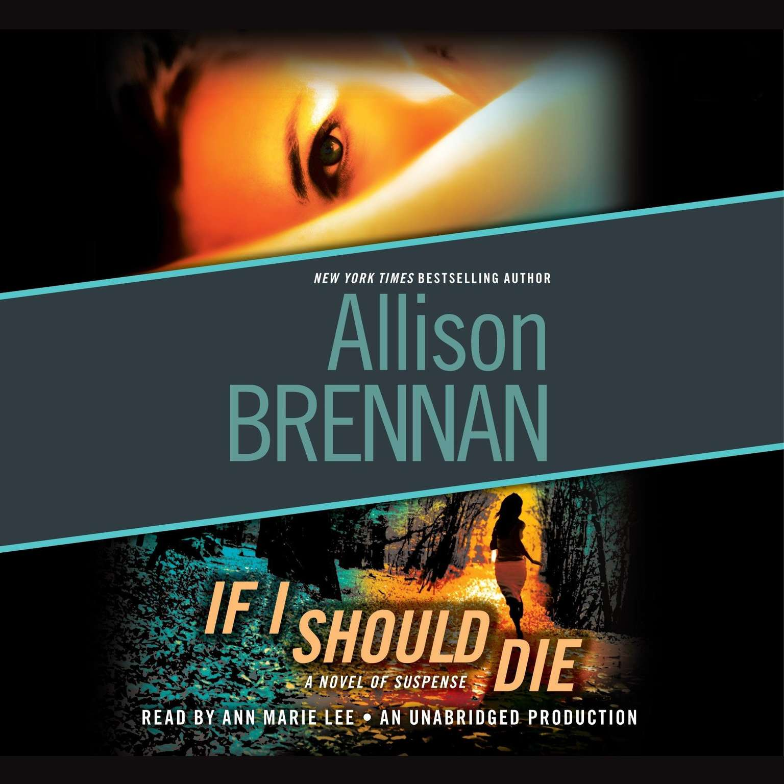 Printable If I Should Die: A Novel of Suspense Audiobook Cover Art