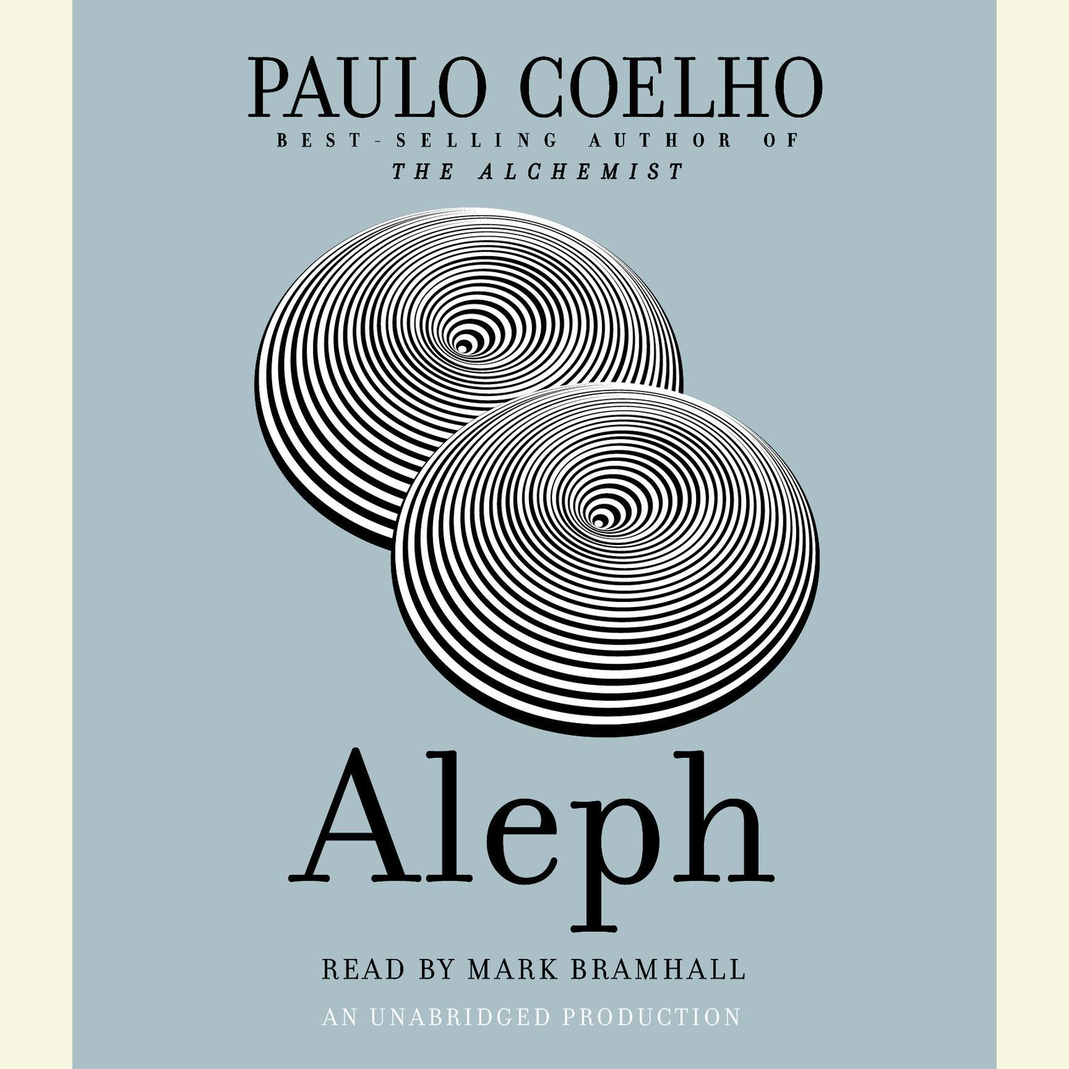 Printable Aleph Audiobook Cover Art