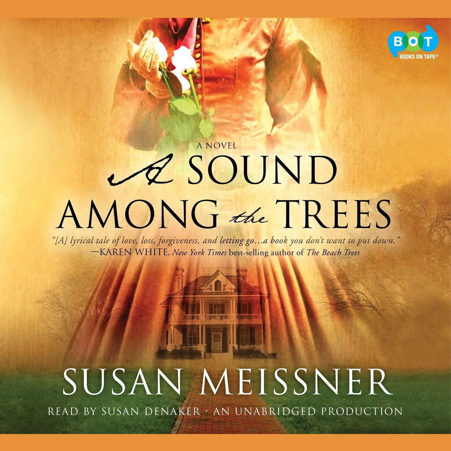 Printable A Sound among the Trees: A Novel Audiobook Cover Art