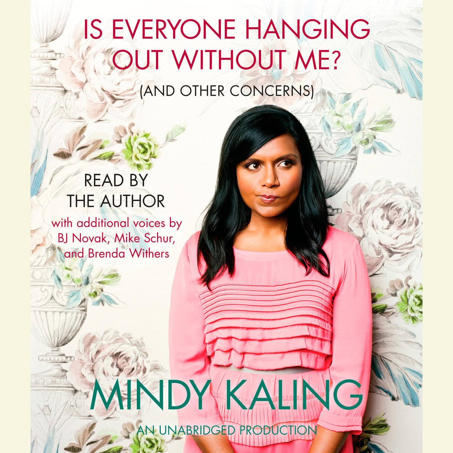 Printable Is Everyone Hanging Out without Me?: (And Other Concerns) Audiobook Cover Art