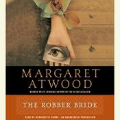 The Robber Bride Audiobook, by Margaret Atwood