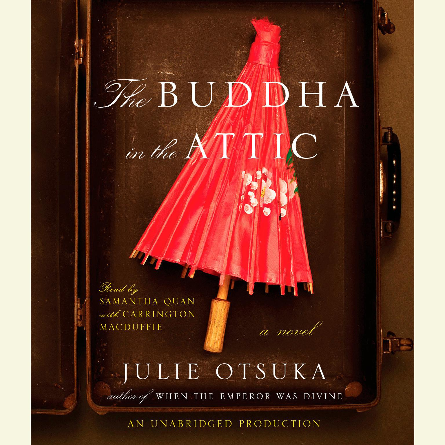Printable The Buddha in the Attic Audiobook Cover Art