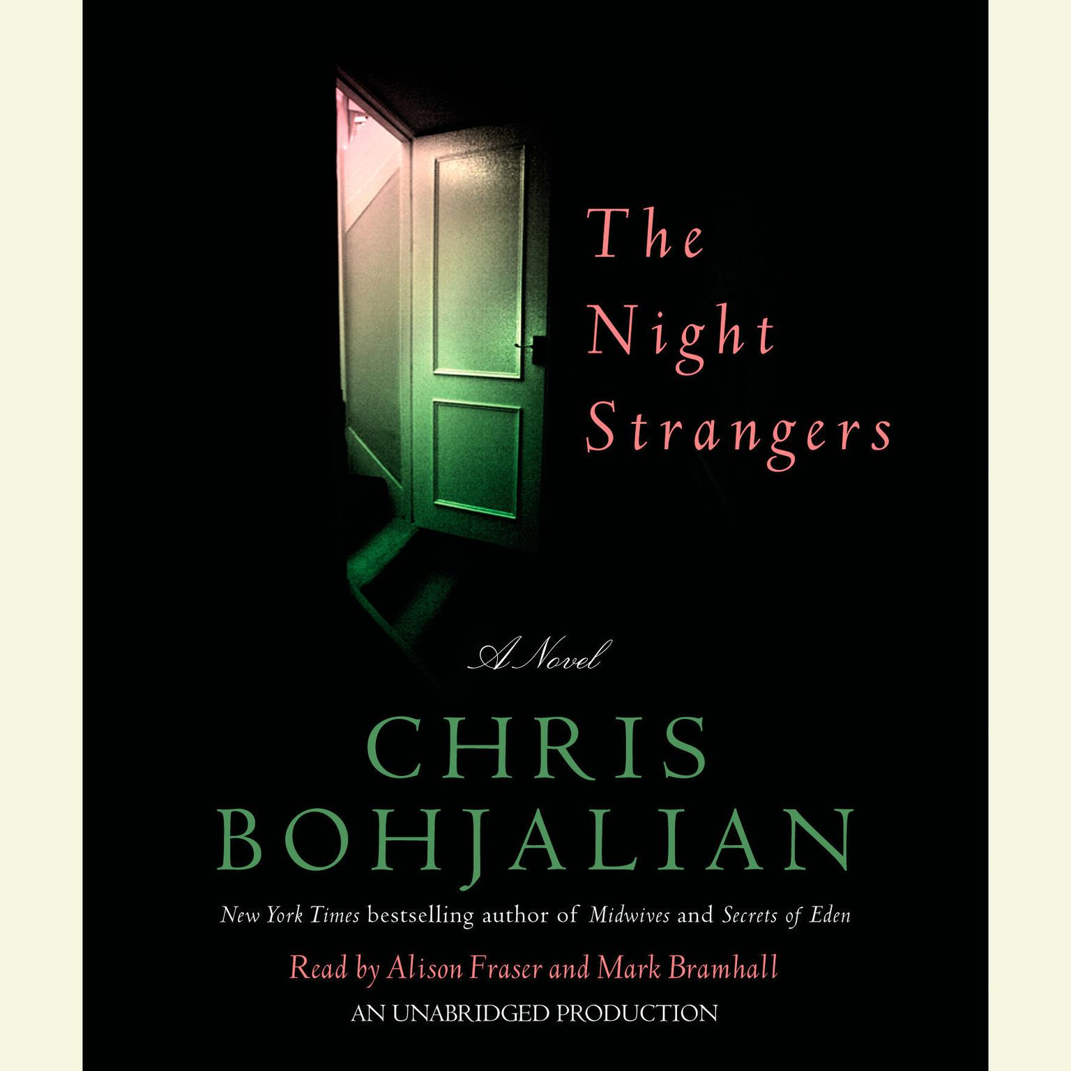 Printable The Night Strangers: A Novel Audiobook Cover Art