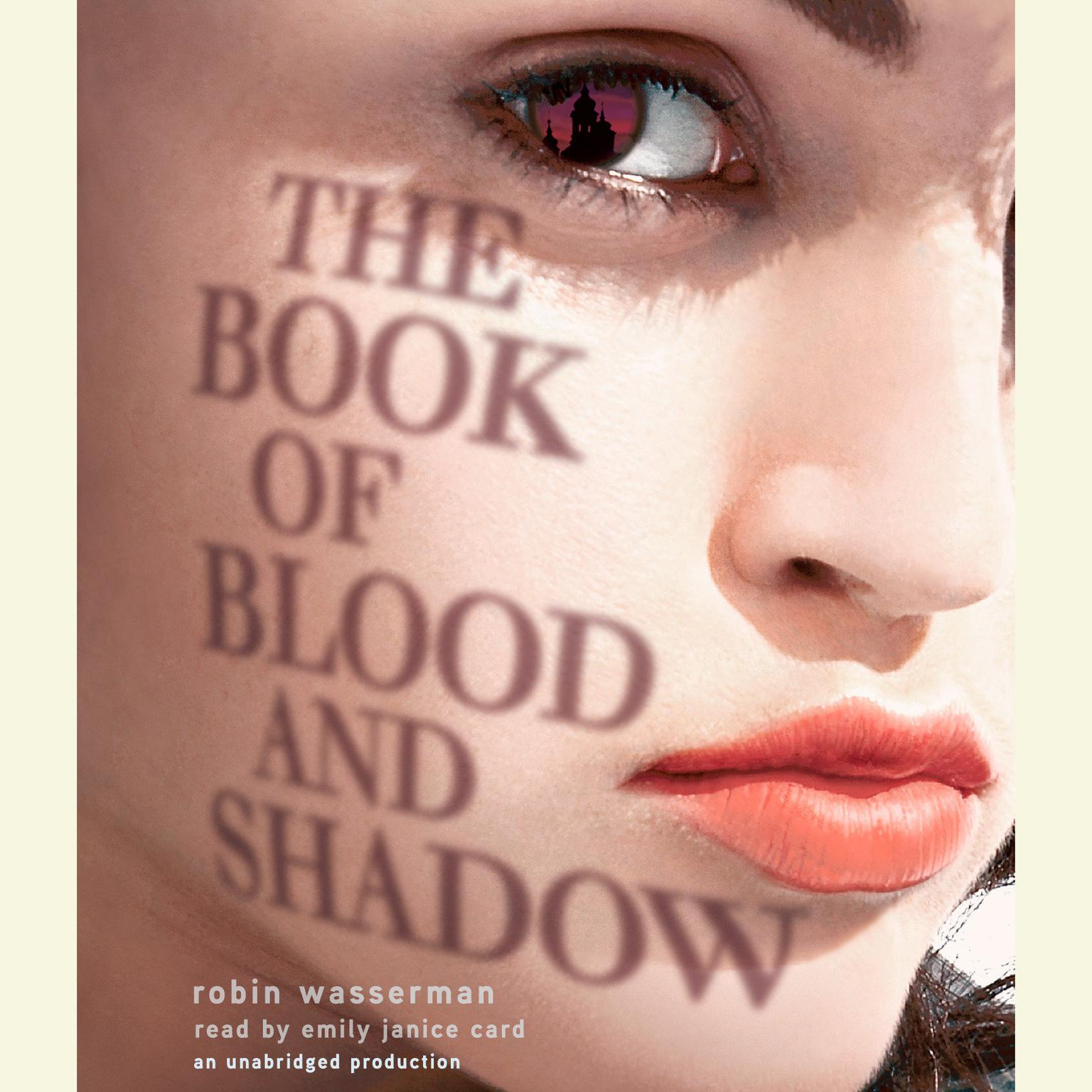 Printable The Book of Blood and Shadow Audiobook Cover Art