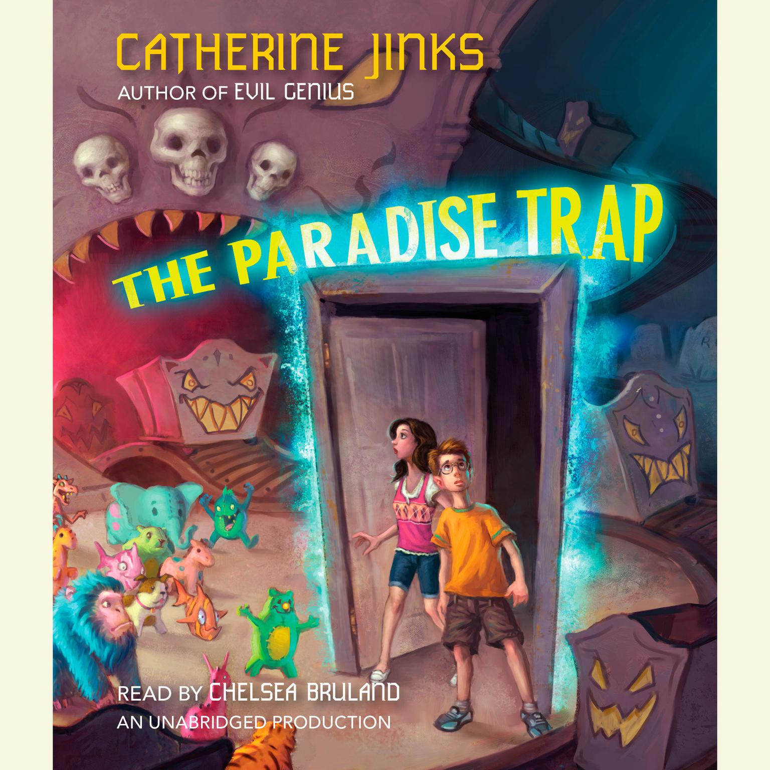 Printable The Paradise Trap Audiobook Cover Art