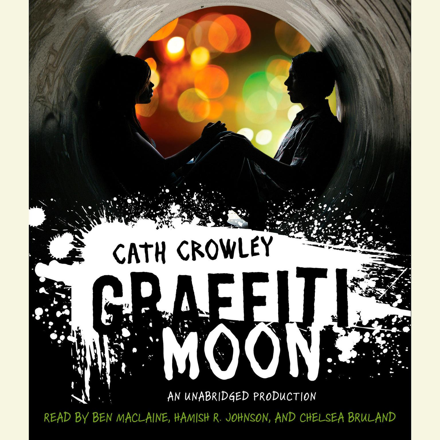 Printable Graffiti Moon Audiobook Cover Art