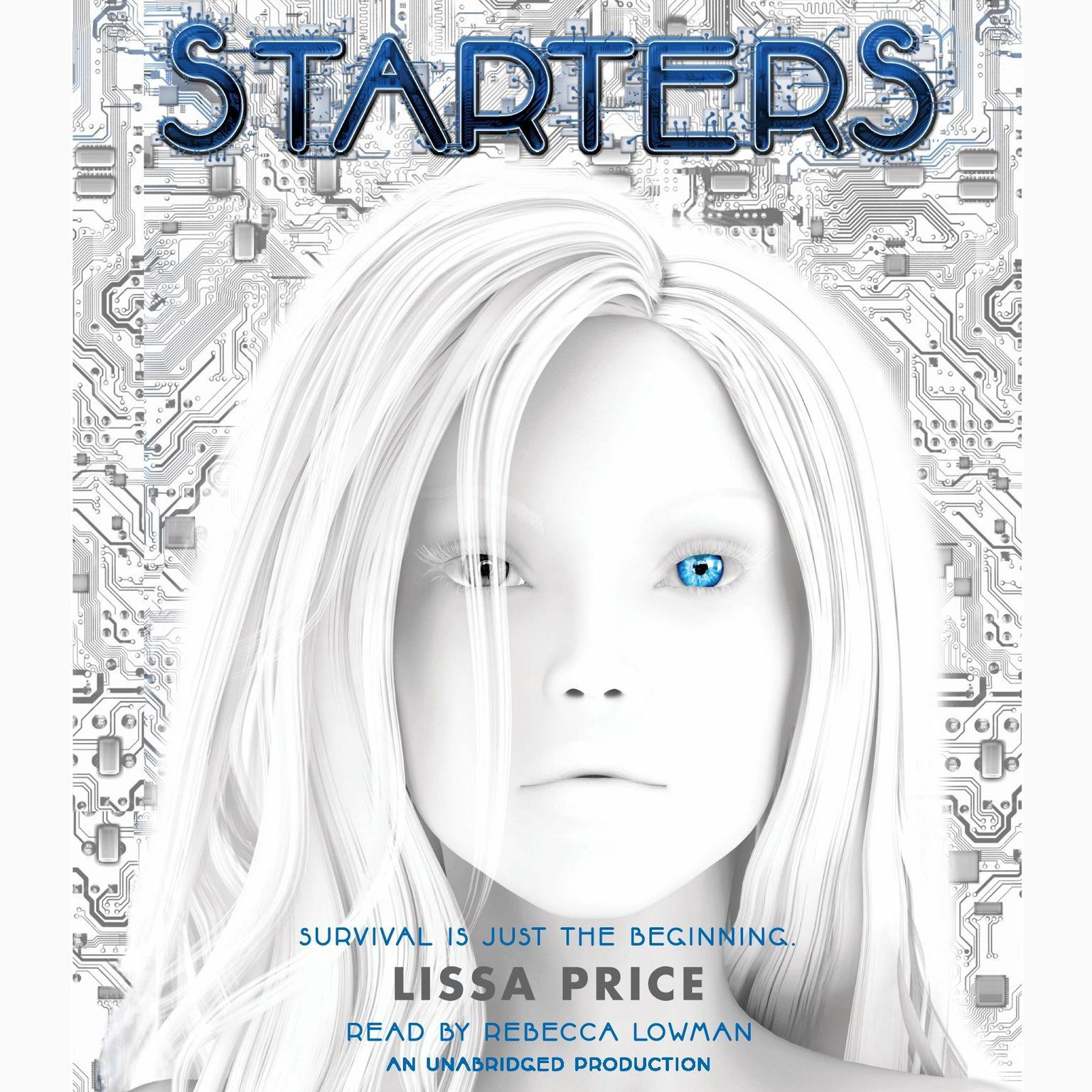 Printable Starters Audiobook Cover Art