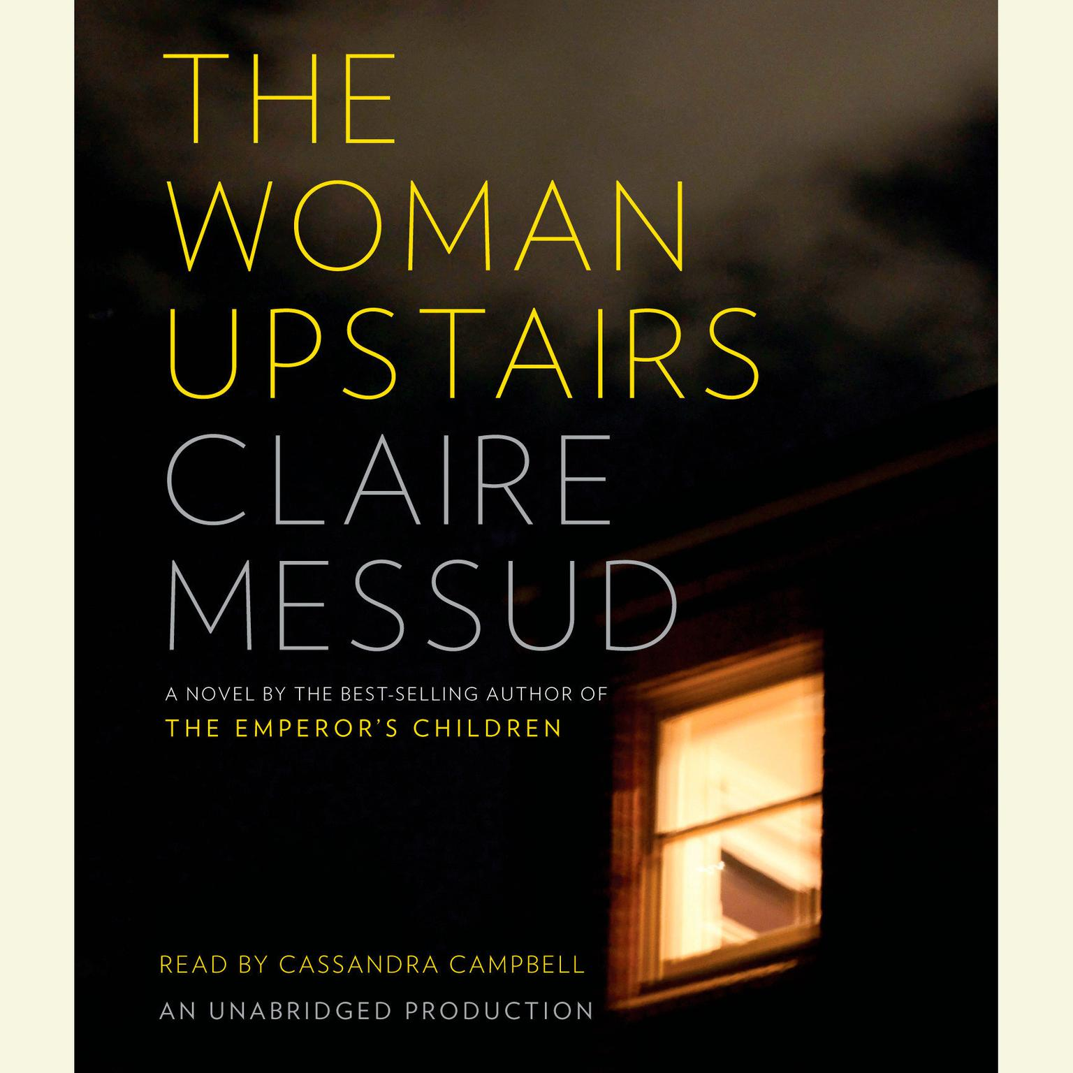 Printable The Woman Upstairs Audiobook Cover Art